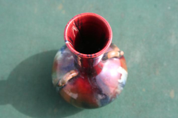 SMALL CHINESE FLAMBE VASE? Img_8014