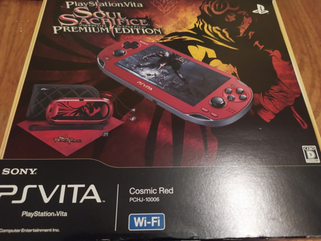 [Vds] PS Vita, PS3, PS4, STEELBOOK... LOT 63JEUX VITA - Page 8 Img_2044