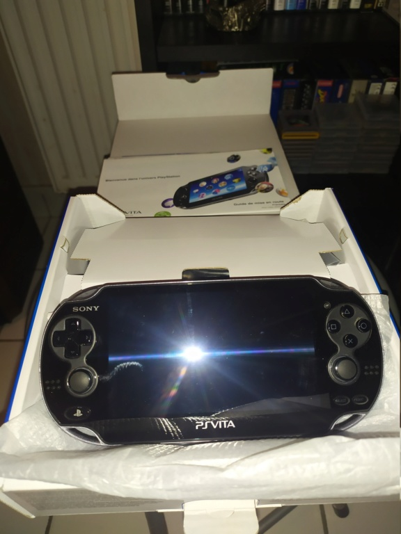 [Vds] PS Vita, PS3, PS4, STEELBOOK... LOT 63JEUX VITA - Page 9 Img_2091