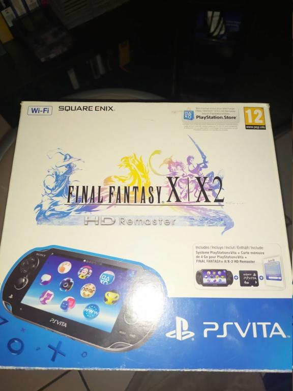 [Vds] PS Vita, PS3, PS4, STEELBOOK... LOT 63JEUX VITA - Page 9 Img_2092
