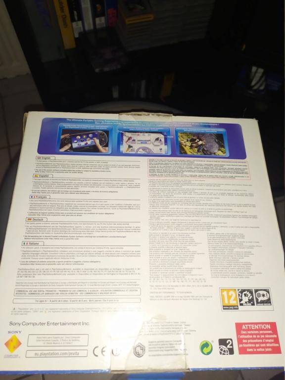 [Vds] PS Vita, PS3, PS4, STEELBOOK... LOT 63JEUX VITA - Page 9 Img_2093