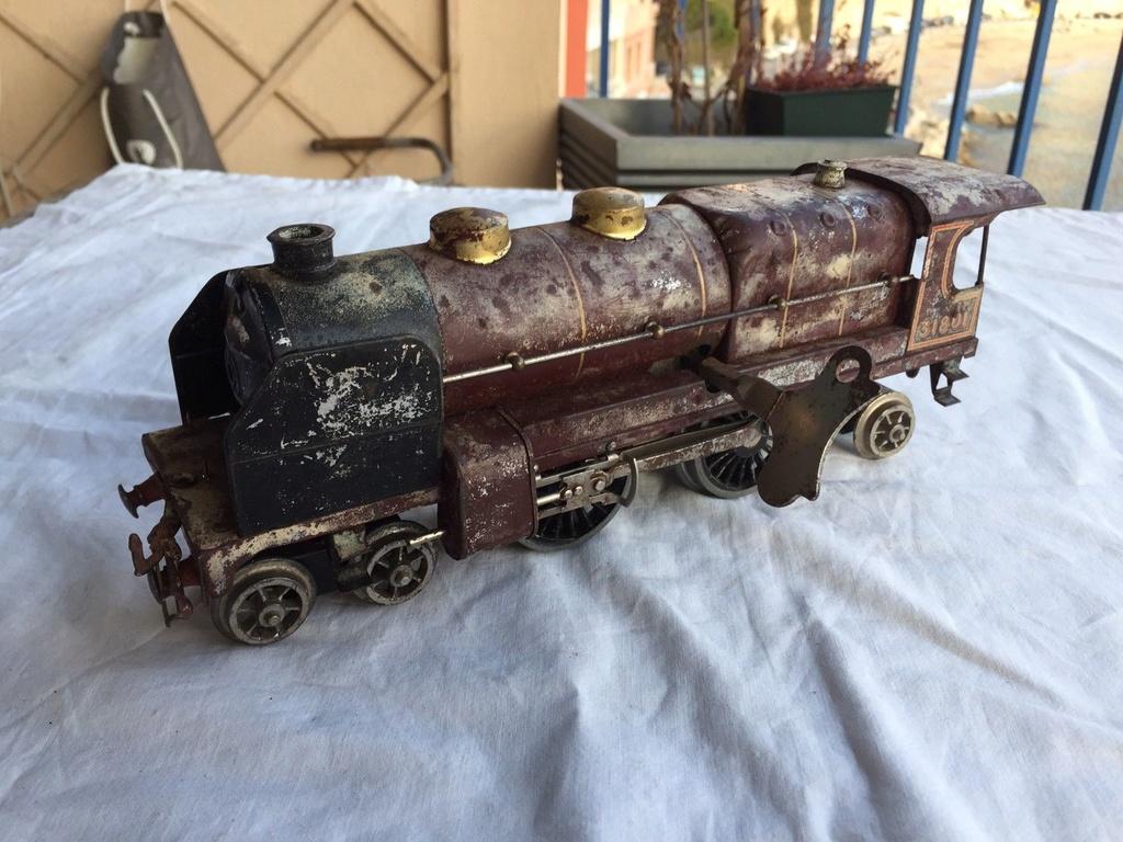 Restauration/rénovation de locomotives Hornby 221_pl10