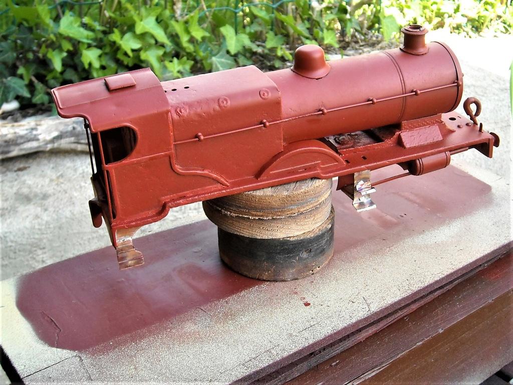 Restauration/rénovation de locomotives Hornby Dscn1910