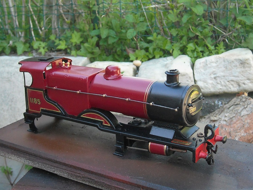 Restauration/rénovation de locomotives Hornby Dscn1914