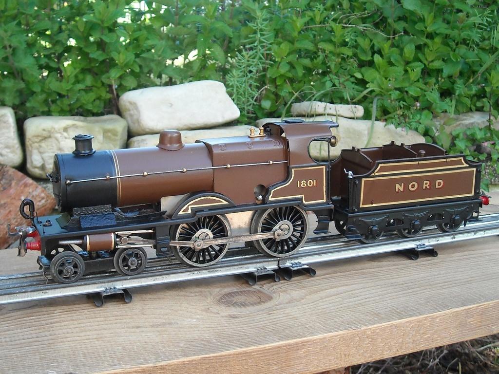 Restauration/rénovation de locomotives Hornby Dscn1916