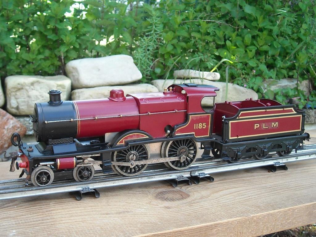 Restauration/rénovation de locomotives Hornby Dscn1917