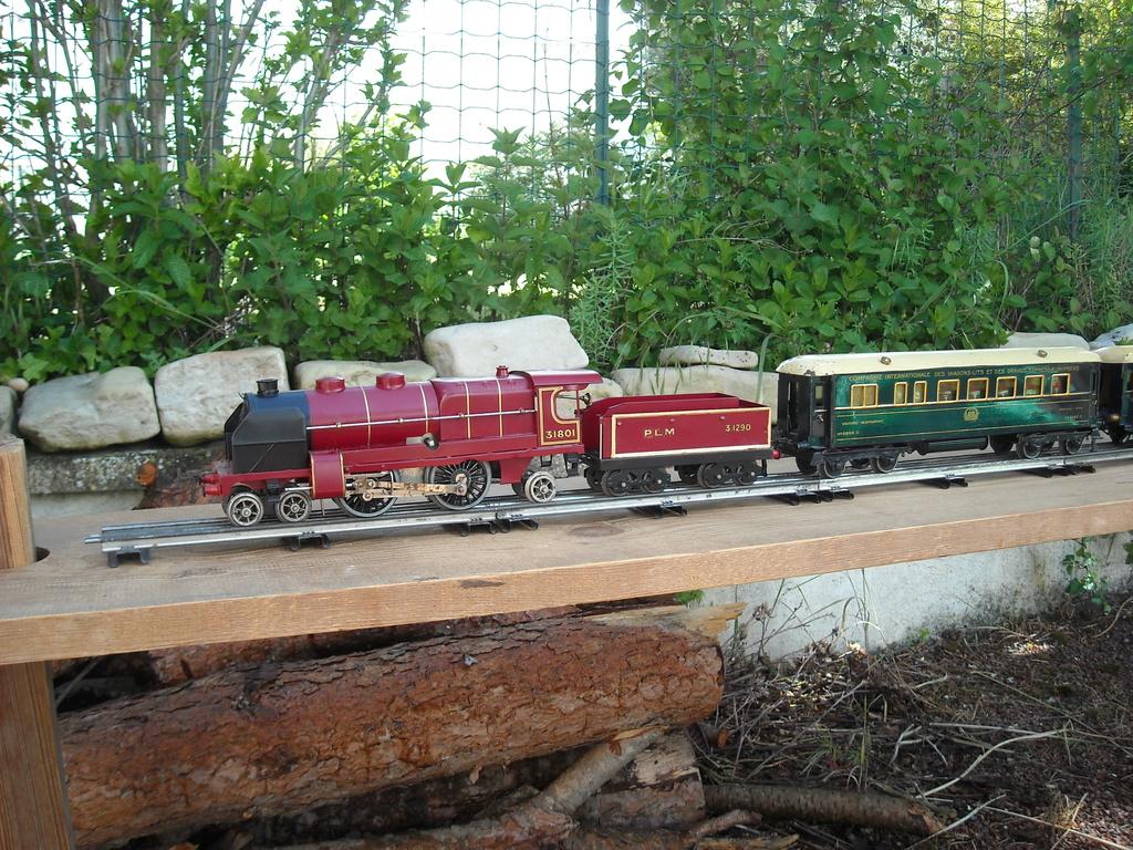 Restauration/rénovation de locomotives Hornby Dscn2011