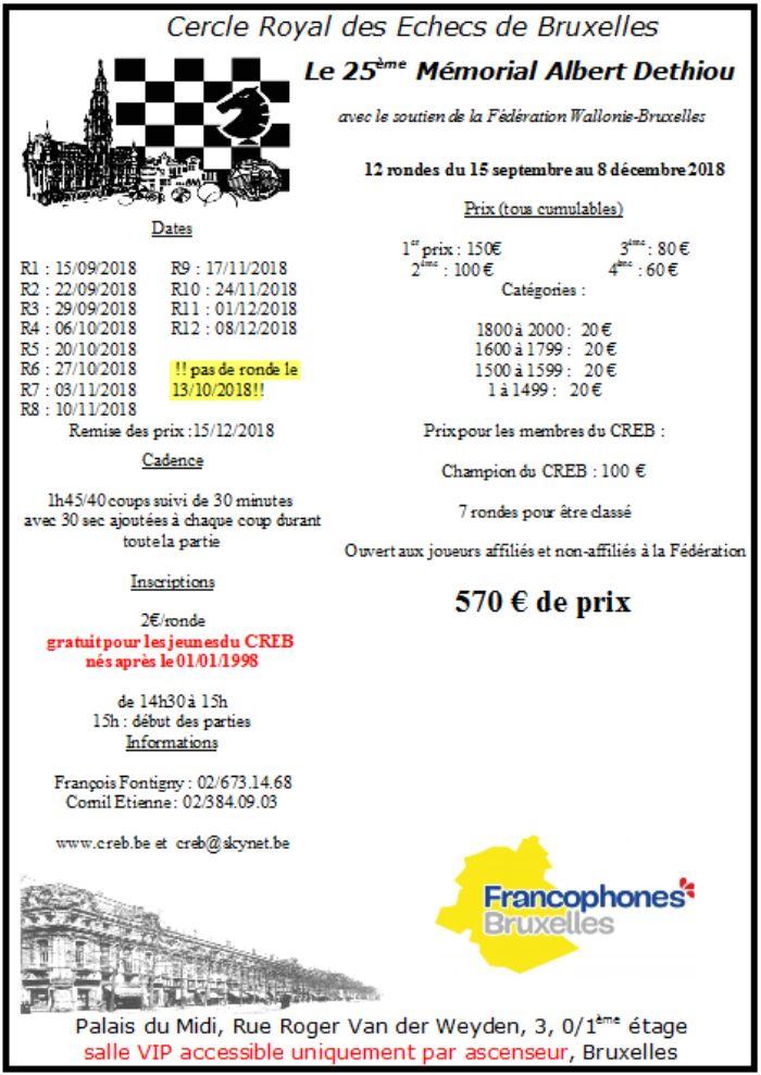 [CREB] 25ème Mémorial Albert Dethiou du 15/09/2018 au 08/12/2018 Dethio10