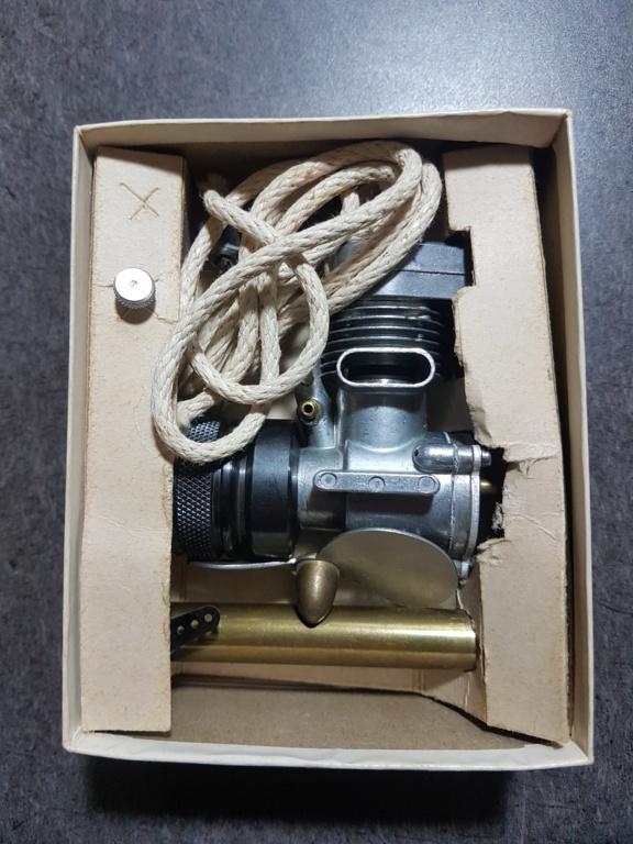 Cameron .19 Marine Engine  20181111