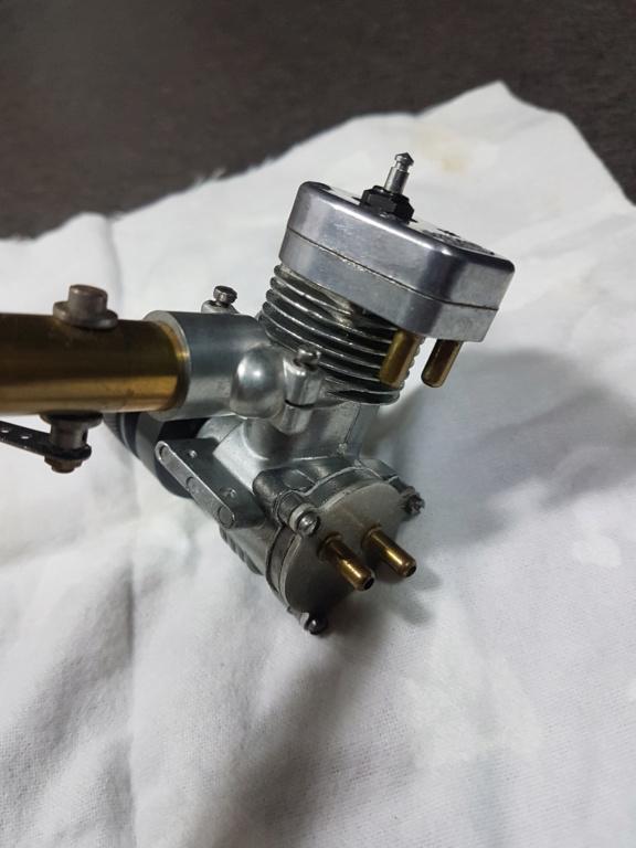 Cameron .19 Marine Engine  20181113