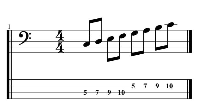 L'accordage en quintes (petite analyse) Cmajeu11