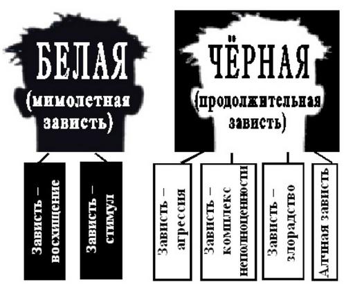 Владимир Шебзухов «Тайны подсознания: Чёрная и белая ЗАВИСТЬ» Cccccc11