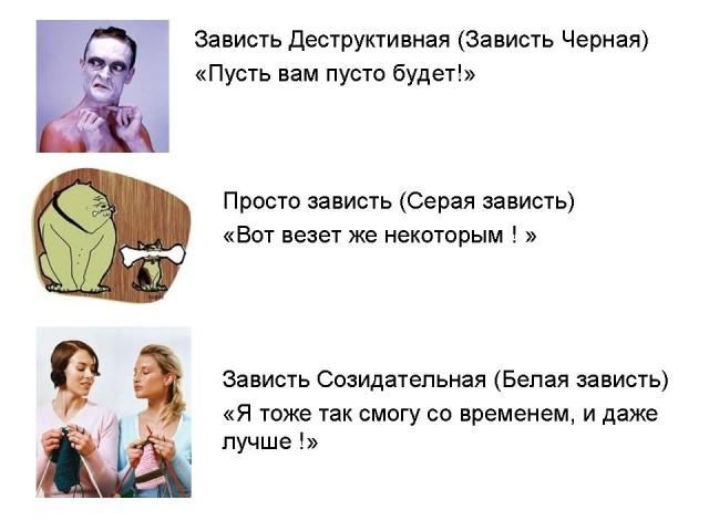Владимир Шебзухов «Тайны подсознания: Чёрная и белая ЗАВИСТЬ» Cccccc40