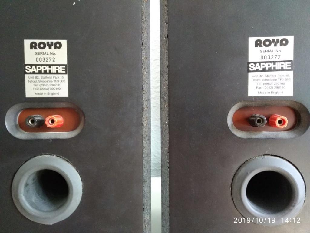 Royd Sapphire mkI x Preamplificador Auriculares Img-2017