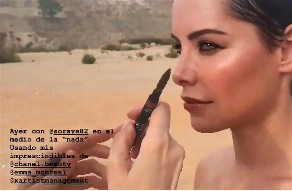 "Soraya >> Nuevo single ""Yo Brindo"" - Página 32 Screen11"