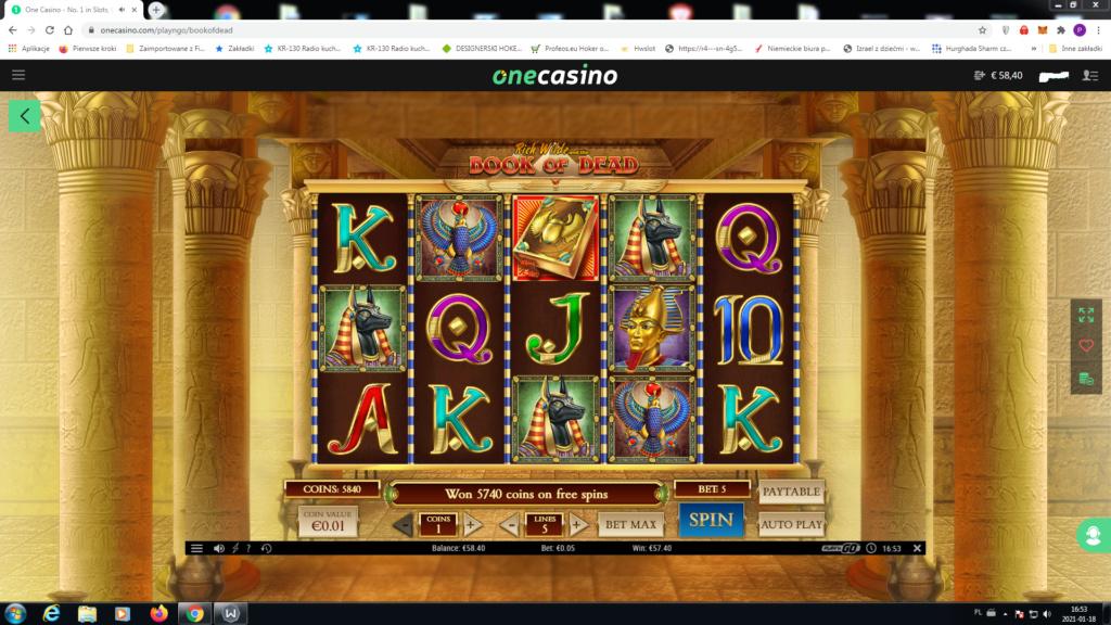 Screenshoty naszych wygranych (minimum 200zł - 50 euro) - kasyno - Page 14 One_wi11
