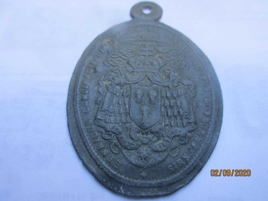 Médaille du Cardinal de Bonnechose Img_0819