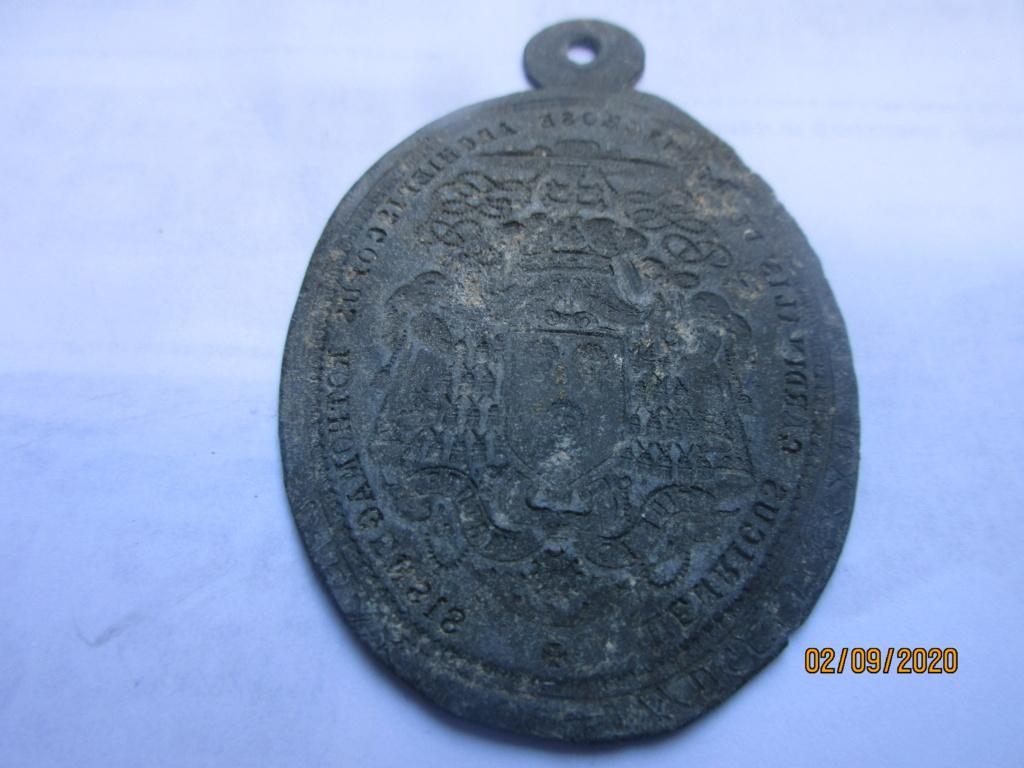 Médaille du Cardinal de Bonnechose Img_0820