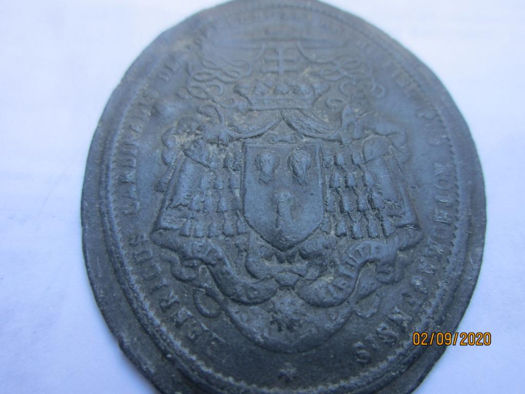 Médaille du Cardinal de Bonnechose Img_0821