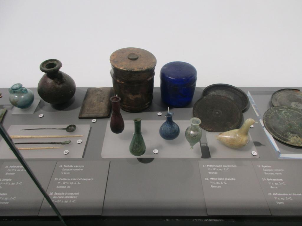 Pour le partage, Musée de la Romanité a Nimes Img_6914