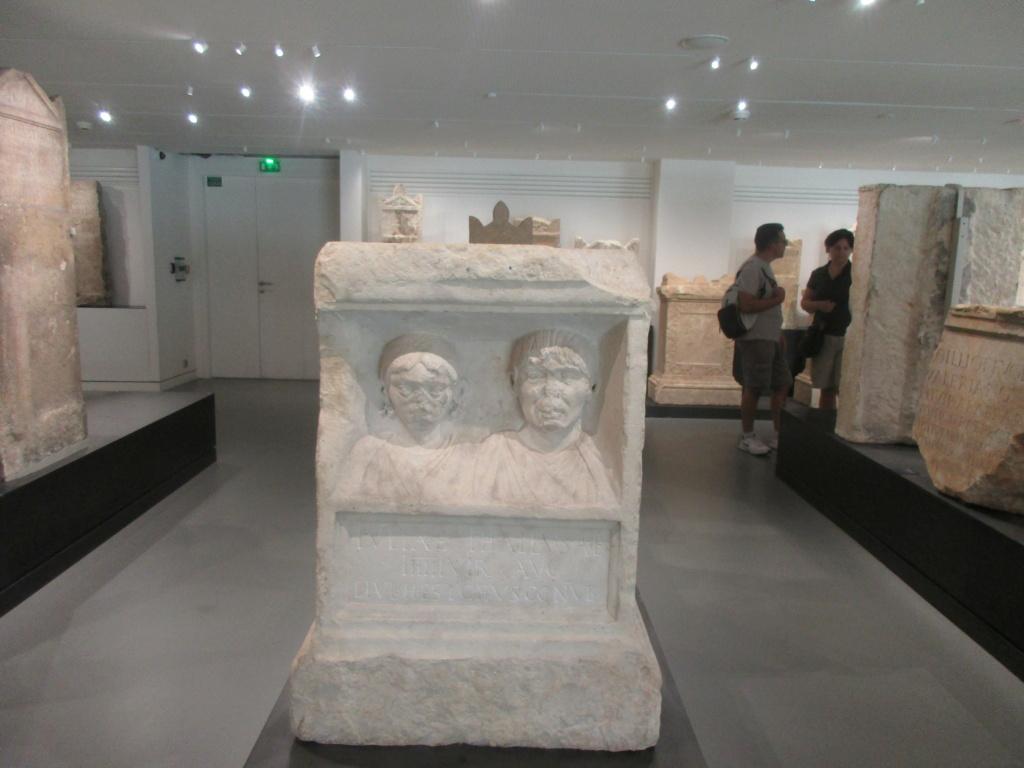 Pour le partage, Musée de la Romanité a Nimes Img_6916