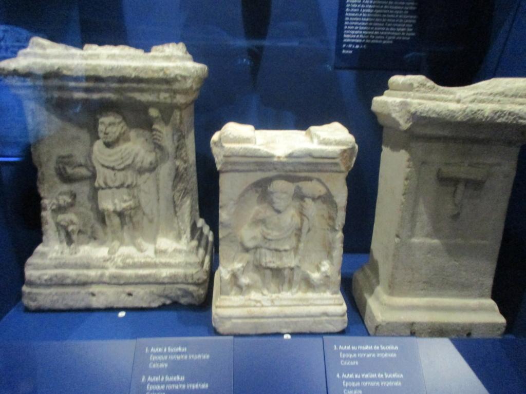 Pour le partage, Musée de la Romanité a Nimes Img_7016