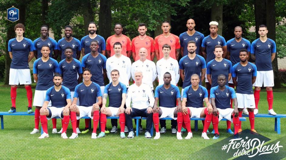 Equipe de France:  les joueurs les plus recherchés sur Google Equipe10