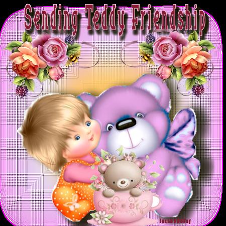 SENDING TEDDY FRIENDSHIP Sendin12