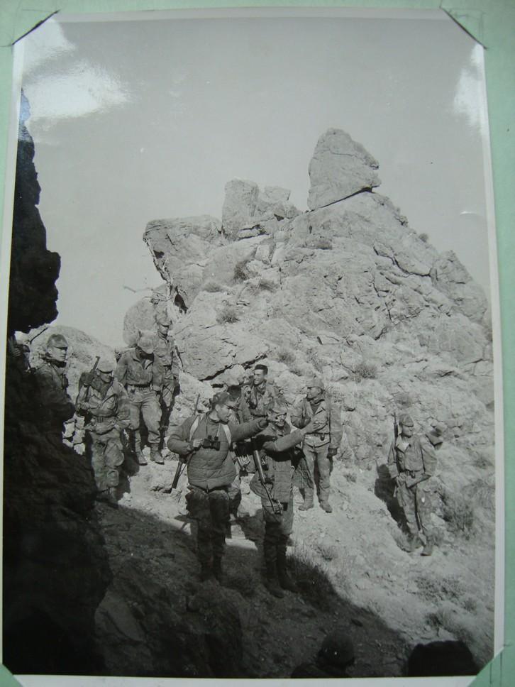 3 ans chez Bigeard! Promenade dans le djebel Fagous.juin 1956 Dsc00715