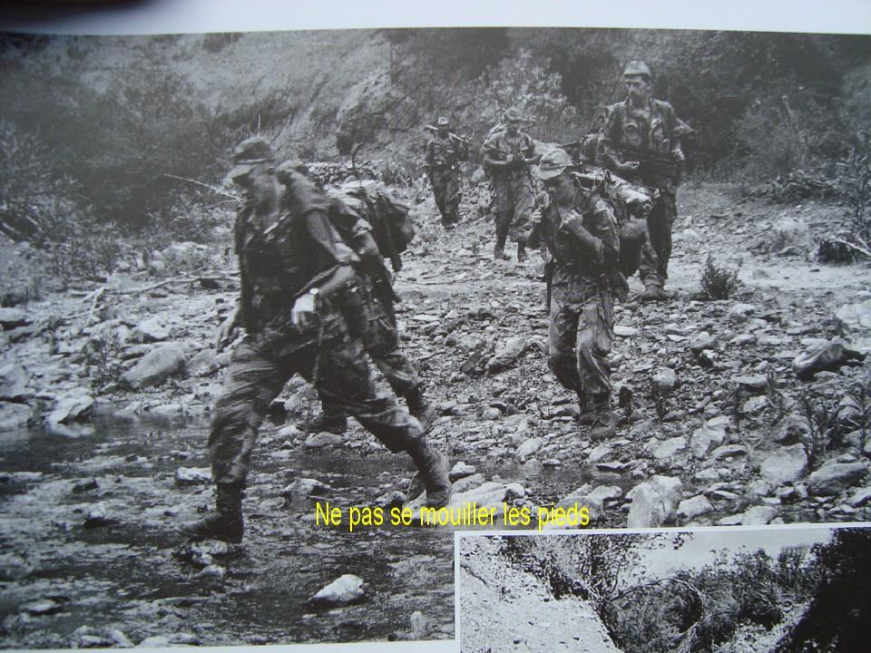 Combat dans les gorges de La Chiffa Algérie avril 1957 Image113