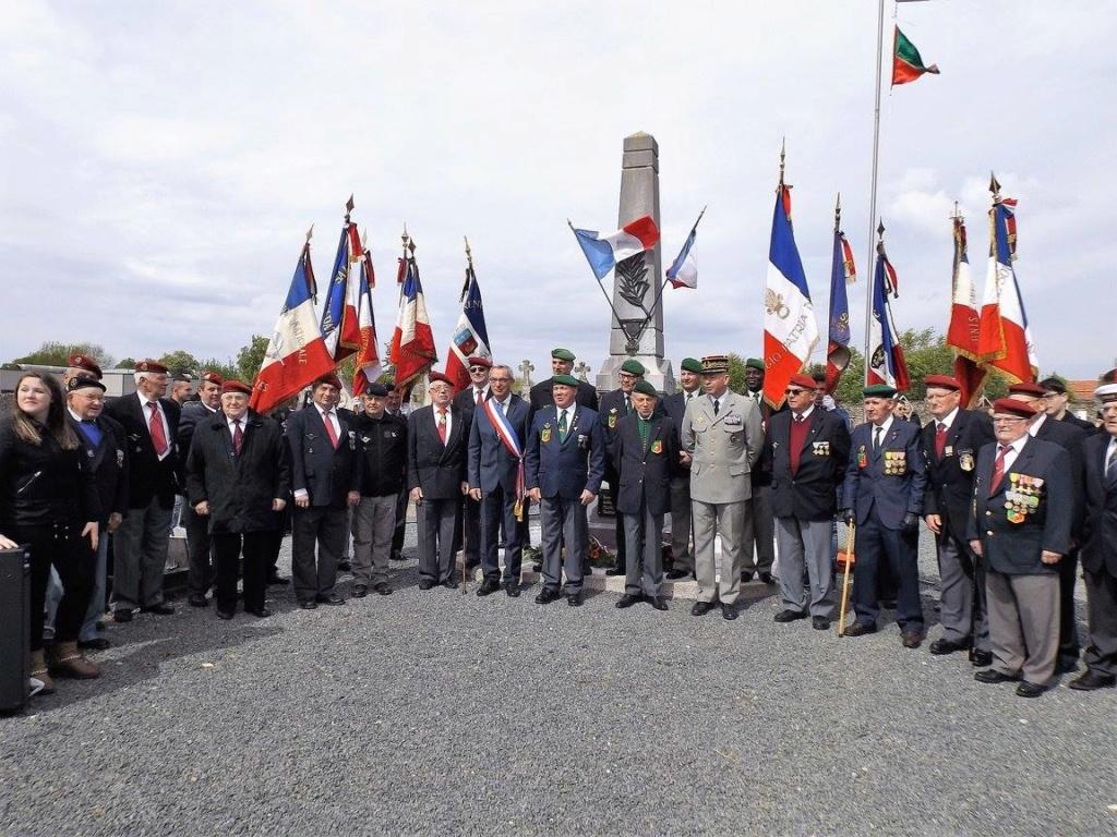 Décès et obsèques du général de corps d'armée Christian CLARKE de DROMANTIN La_pho11