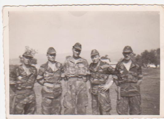 Odyssée de 4 sous officiers du bataillon Bigeard  Miosse11