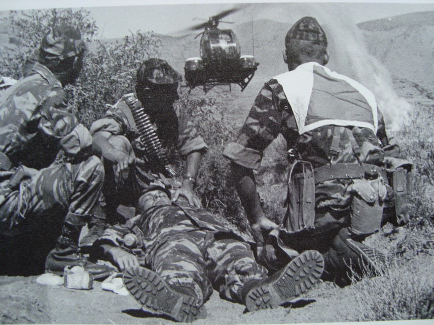 Photos souvenir  de l'Algérie en guerre 55/58 - Page 2 Photos34