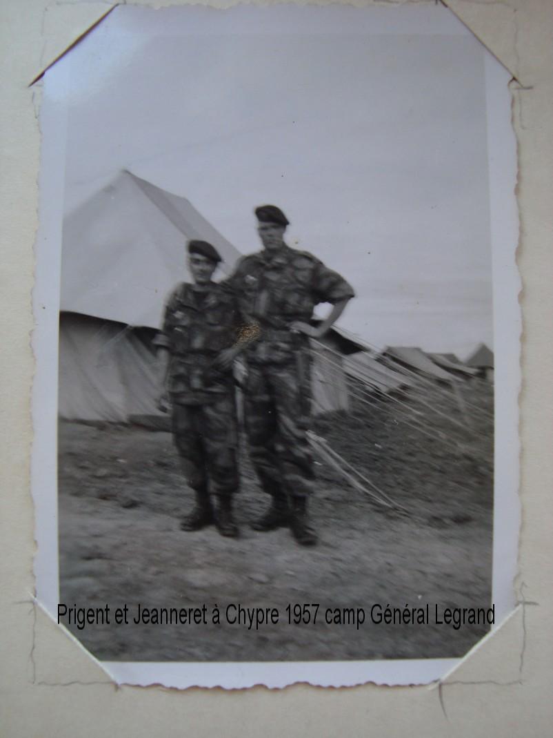 3 ans chez Bigeard .. Voyage pour Chypre. 30 octobre 1956 Prigen10
