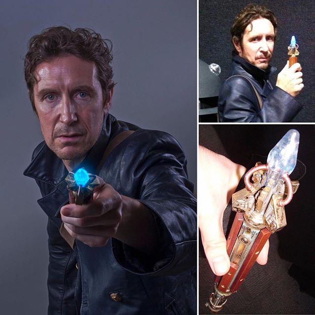 """8th Doctor """"Dark Eyes"""" accessory ideas Mcgann12"""