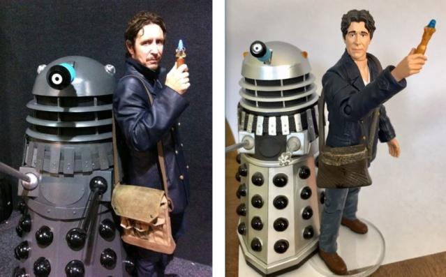"""8th Doctor """"Dark Eyes"""" accessory ideas Mcgann13"""