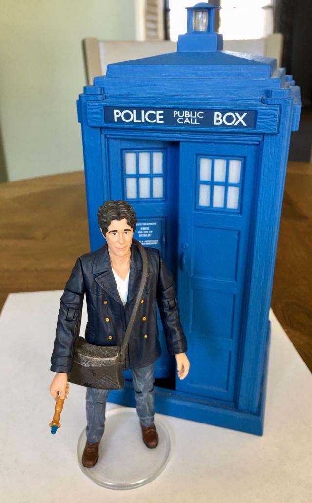 "8th Doctor ""Dark Eyes"" accessory ideas Tardis11"