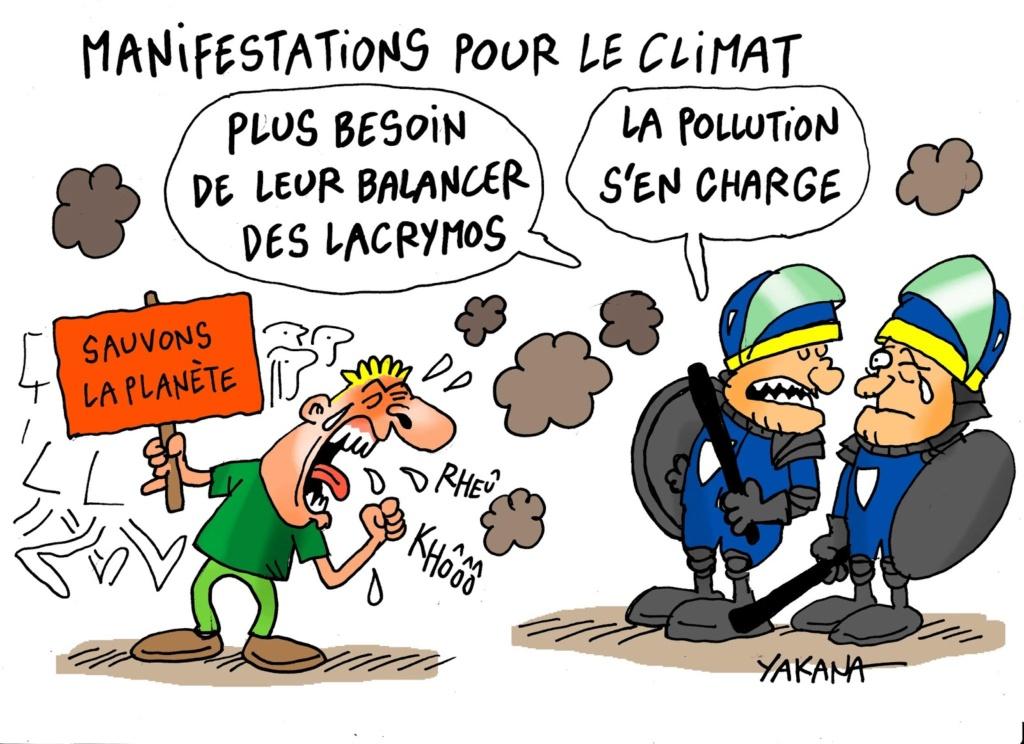 Satirique Écologique 20180915