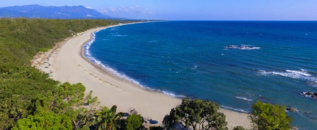 Vacances naturistes en Corse Baghee10