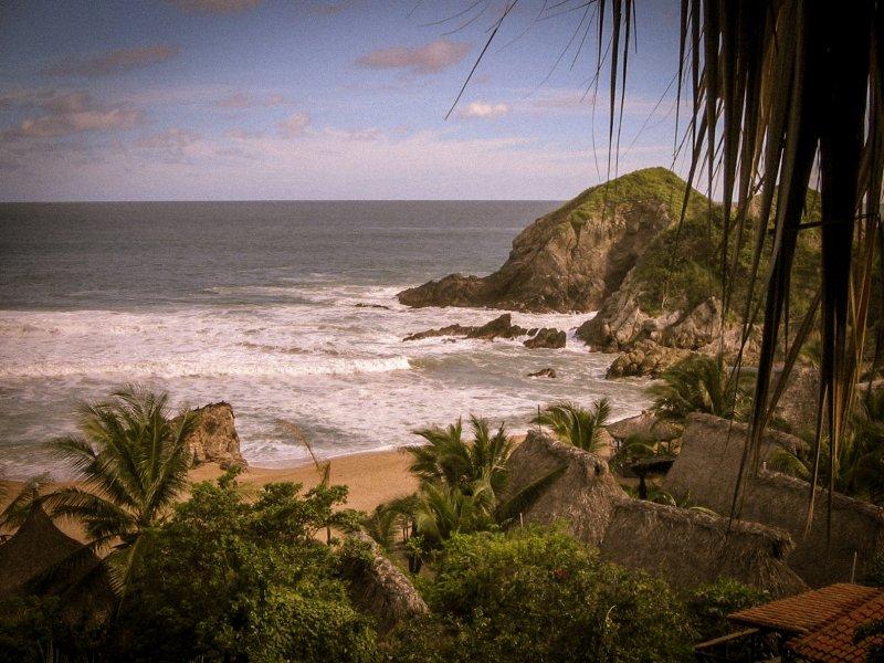 Zipolite, naturisme au Mexique Img_6510
