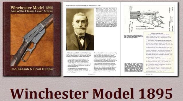 Nouveau livre dédié à la WINchester 1895 (Winchester Model 1895 - Rob Kassab & Brad Dunbar) Captur14
