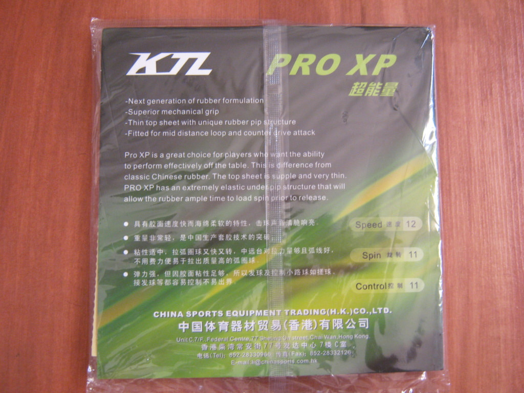 KTL Pro XP sous blister rouge 2.2mm Img_0410