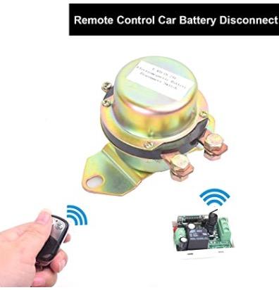 Coupe-circuit à télécommande bluetooth Captur11