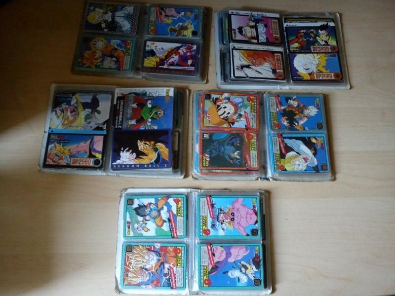 [RECH] Cartes DBZ, album Crados 2, Panini, Cosmix, Dragonautes, LD Anime, Magazines. - Page 7 33143810