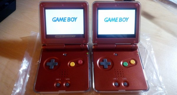 Console Game Boy Adance backlight mod ASG-101 et custom - Page 2 33368314