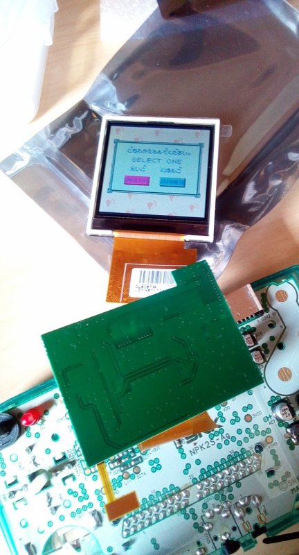 [TUTO] GBA backlight !!! - Page 21 410