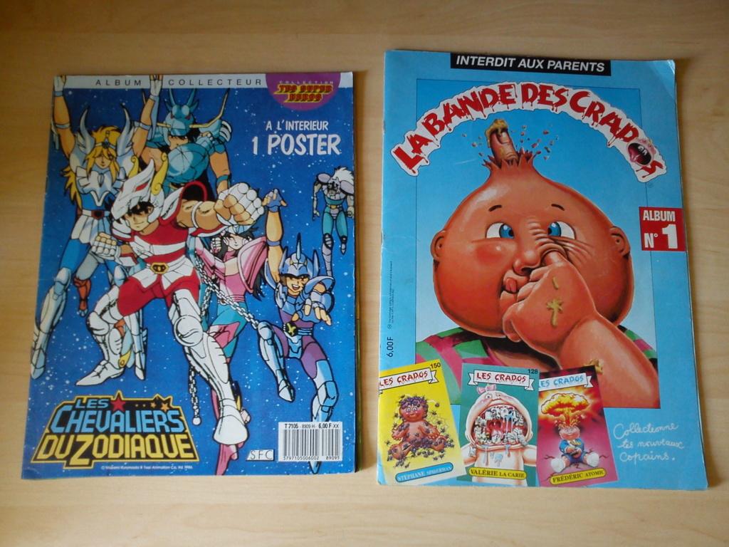 [RECH] Cartes DBZ, album Crados 2, Panini, Cosmix, Dragonautes, LD Anime, Magazines. - Page 7 Img_1910