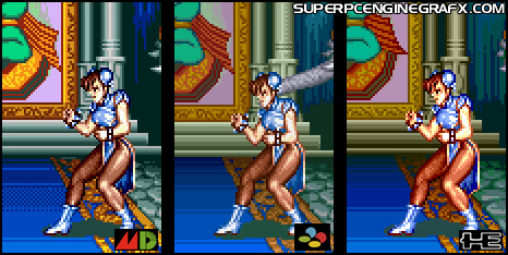 MEGADRIVE vs SUPER NINTENDO : Fight ! - Page 30 Sfii_c10