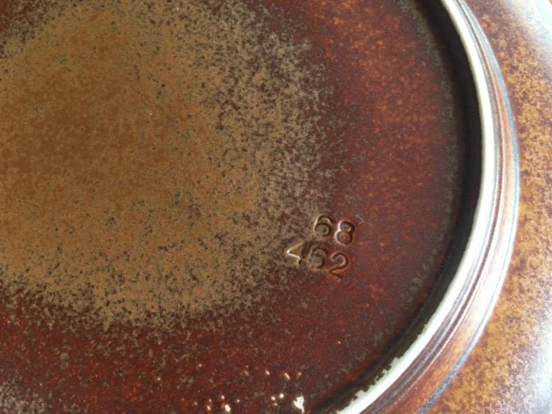 "Dish Set numbered 68 462 - Arabia ""Ruska"". Img_8818"