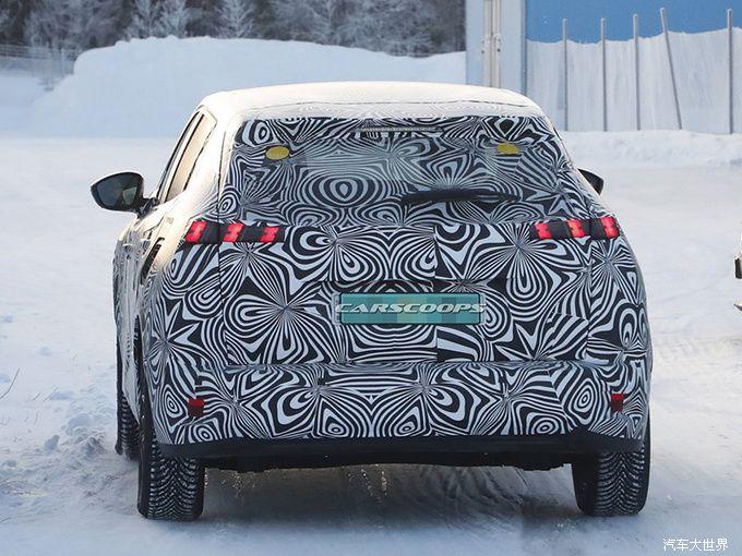 Peugeot 3008 2020: así será el nuevo SUV, que llegará en un año 20190112